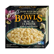 Load image into Gallery viewer, Amy's Kitchen Mac and 3 Cheese w/ Cauliflower