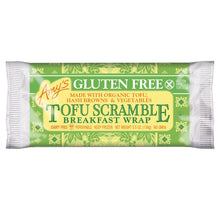 Load image into Gallery viewer, Amy's Kitchen Gluten Free Tofu Scramble Wrap - Frozen
