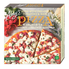Load image into Gallery viewer, Amy's Margherita Pizza - Frozen