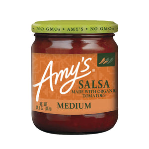 Amy's Kitchen Organic SALSA - Medium
