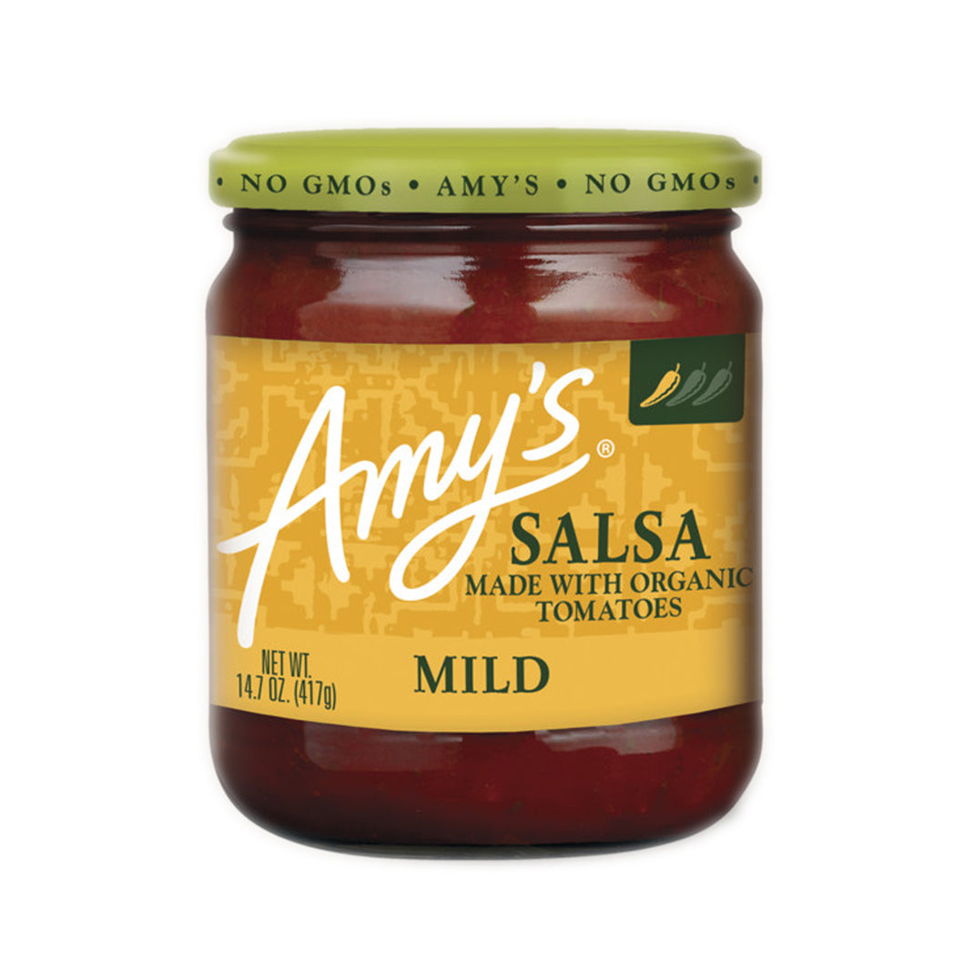 Amy's Kitchen Organic SALSA - Mild