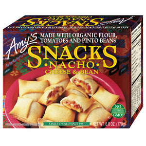Amy's Nacho Snacks - Frozen