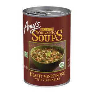 Amy's Kitchen Hearty Minestrone with Vegetables Organic Soup