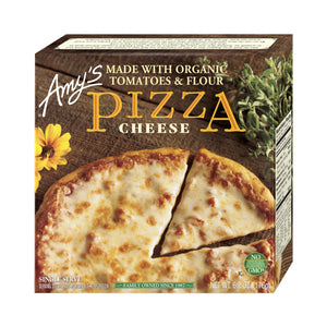 Amy's S/S Cheese Pizza - Frozen