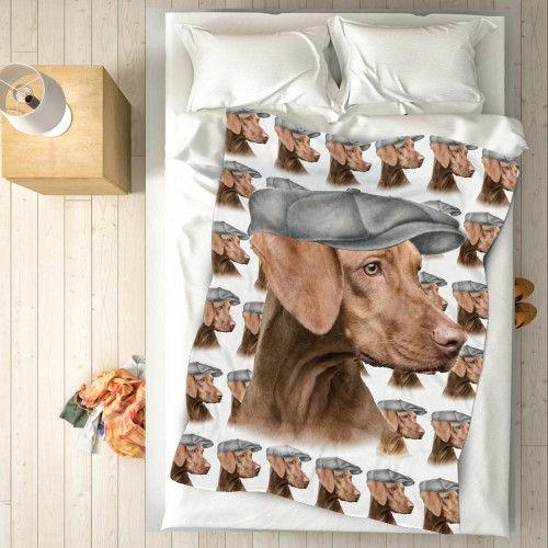 Custom Photo Blanket Pet Fleece Blanket For Your Dog