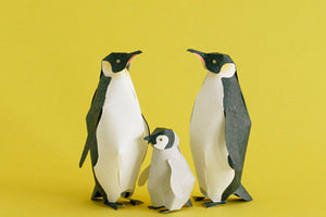 Top to Tail Penguin