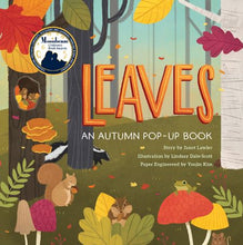 Load image into Gallery viewer, Leaves: An Autumn Pop-Up Book