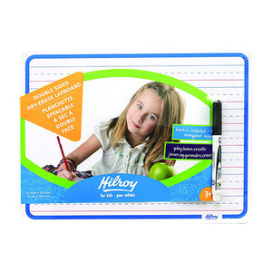 Double Sided Dry Erase Learning Board With Marker
