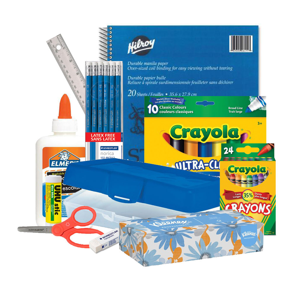 ICS Grade 1 Supply Kit