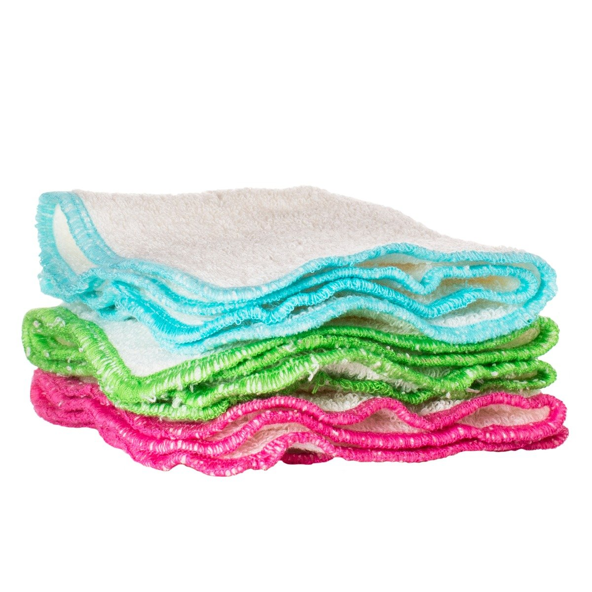Organic Face Cloth Trio