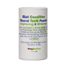 Load image into Gallery viewer, Mint Condition Mineral Tooth Powder