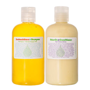 Seabuckthorn Shampoo & Shine On Conditioner Duo