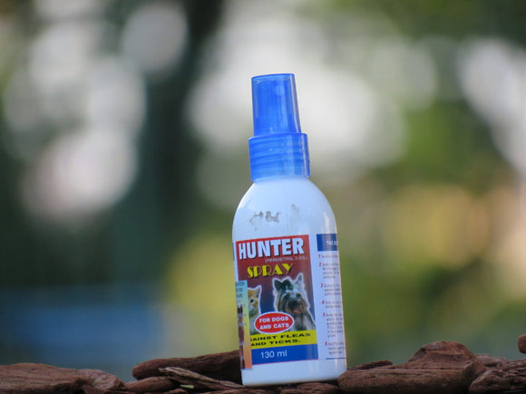 Hunter Spray Pulga e Carrapato - Penha Garden