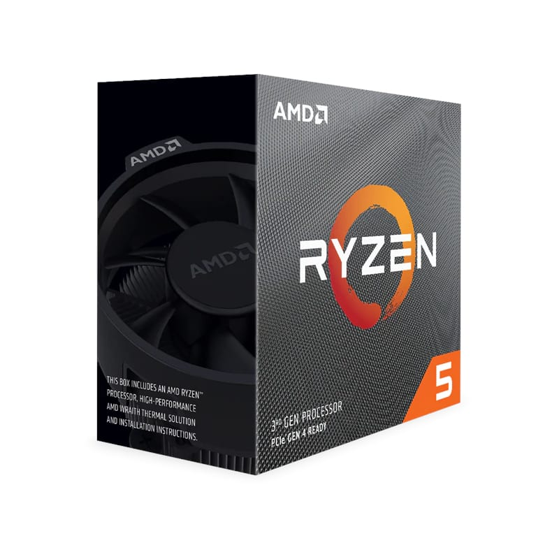 AMD Ryzen 5 3600 Hexa-Core 3.6GHZ AM4 CPU