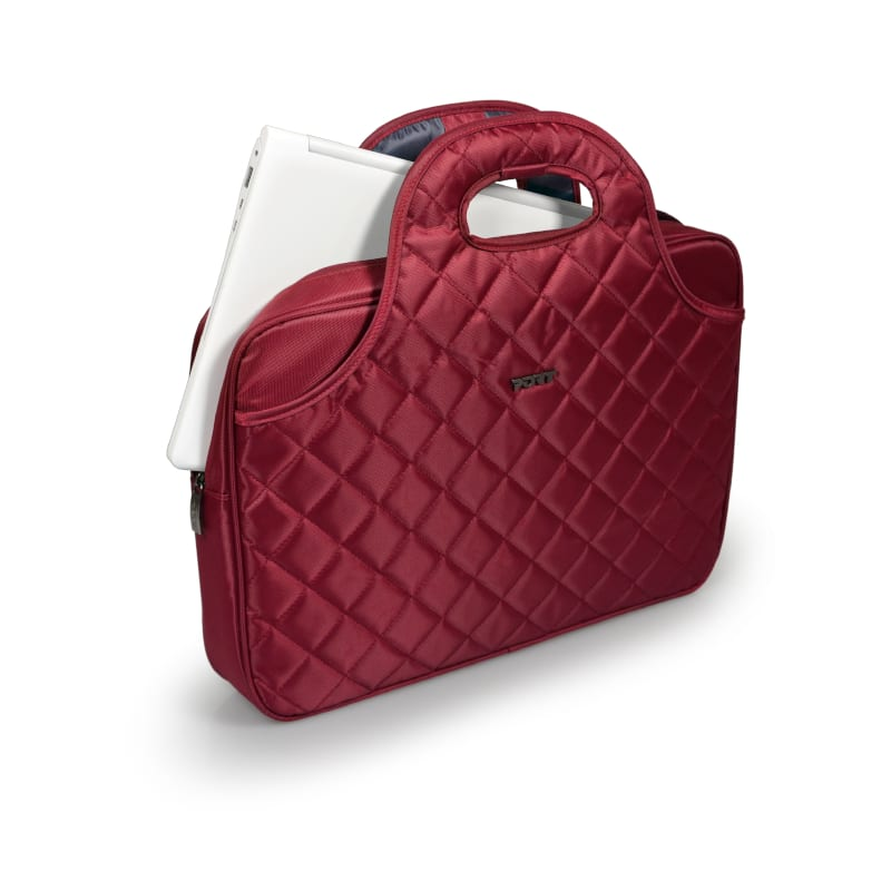 Port Designs Firenze 15.6 Toploading Case Red
