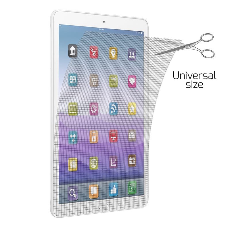 Port Connect Universal Tablet Screen Protector 9' and 10'