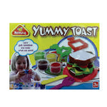 Yummy Toast Playdough Set