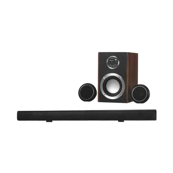 Aiwa 5.1 Sound Bar System ASB-850W