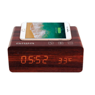 Aiwa ACR-2018 Bluetooth Clock Radio