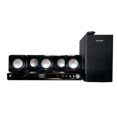 Aiwa Home Theatre System AHT-3000BT