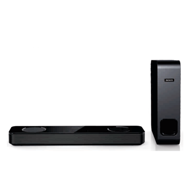 Aiwa Sound Bar+ Wired Subwoofer Asb-1215WL