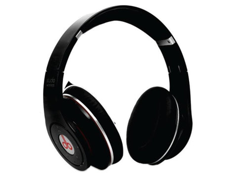 Dbld Bluetooth Over Ear Headphones - Black