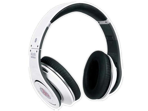 Dbld Bluetooth Over Ear Headphones - white