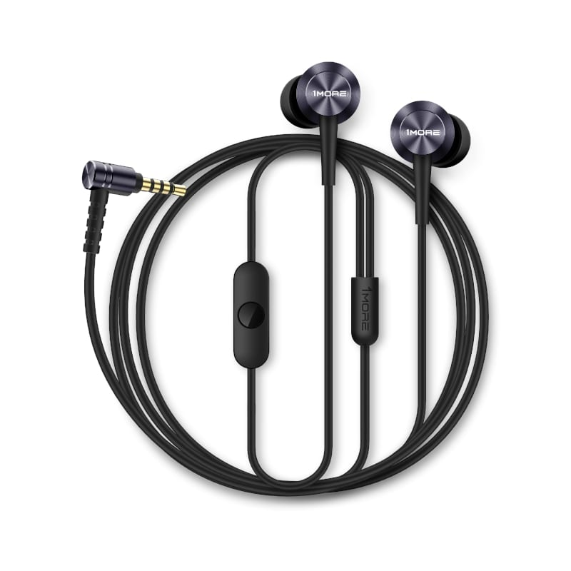 1MORE Classic Piston In-Ear Headphones - Grey