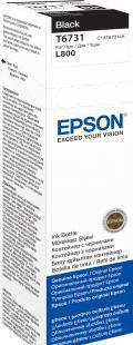 Epson T6731 Black Ink Bottle 70ml