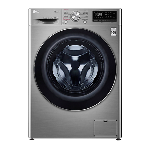 LG 8.5 Kg Washer / 5KG Dryer Combo - Stone Silver