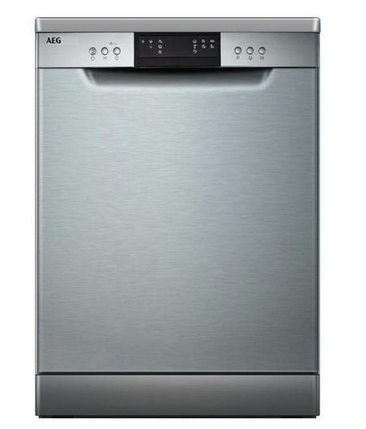 AEG 14 Place Setting Dishwasher - Stainless Steel Door