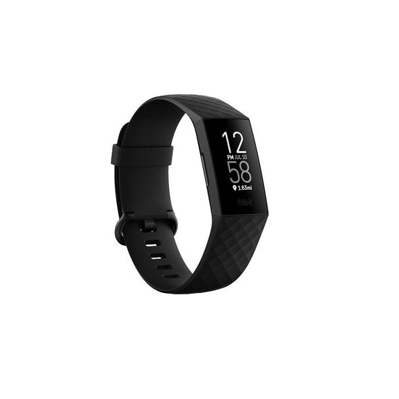 Fitbit Charge 4 Activity Tracker Black