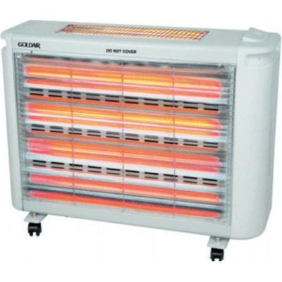 Goldair Quartz Heater + Humidifier 2400W