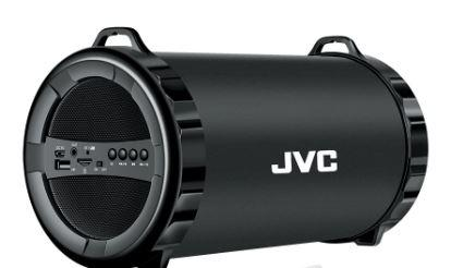 JVC XS-N238B 200W Black Bluetooth Speaker