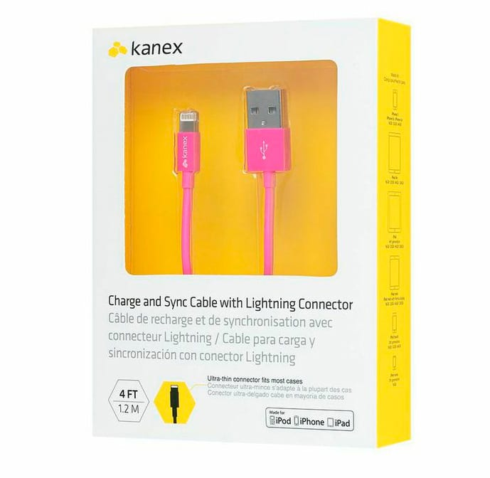 Kanex Lightning 1.2m Cable - Rhood.co.za