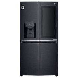 LG 889L Multi Door Fridge: GR-X31FTKHL