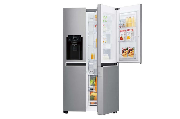 LG GC-J247SLLZ 668L Side by Side Refrigerator
