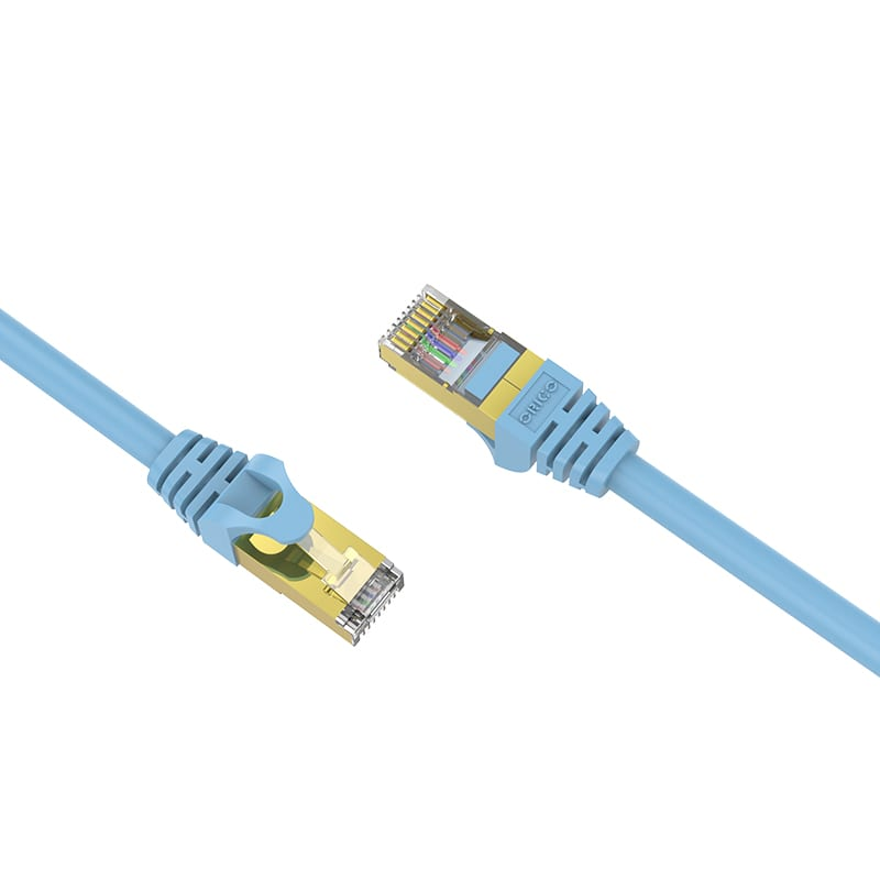 Orico CAT6 1m Extended Cable - Blue