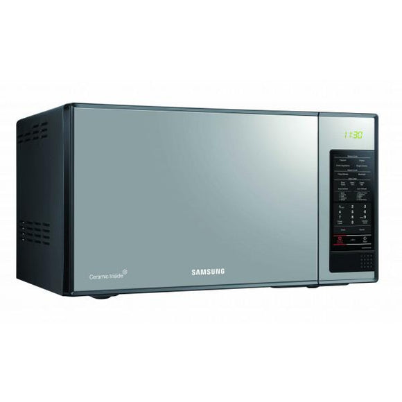 Samsung Solo Microwave with Mirror Finish 40L (MG402MADXBB)