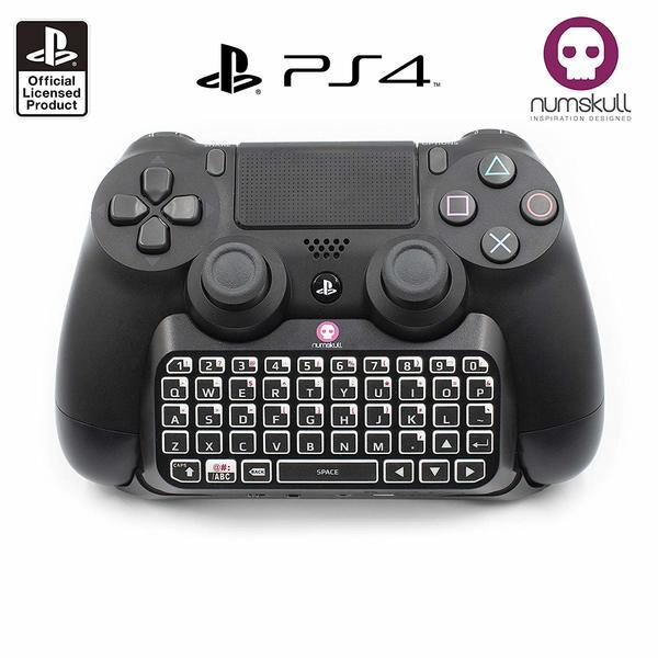 Sony PlayStation 4 Bluetooth Wireless Mini Keyboard