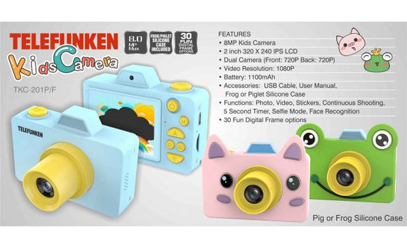 Telefunken 8MP Kids Camera