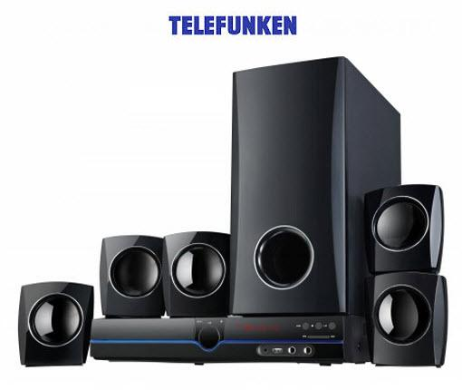 Telefunken THT-4000 HDMI Home Theatre System