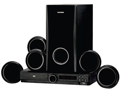 Telefunken THT-5000HDMI Home Theatre 5. 1 Channel