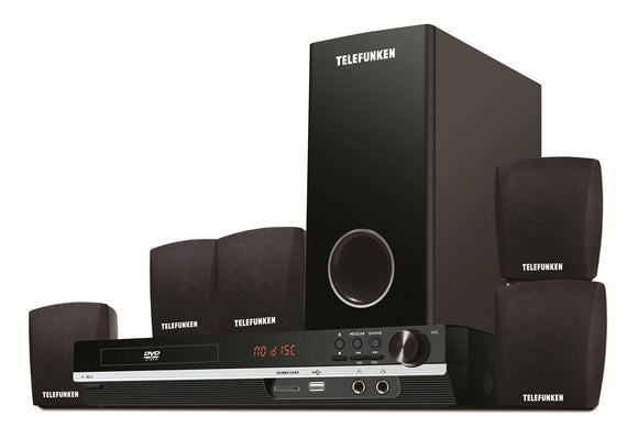 Telefunken THT-6000 HDMI/A 5.1 Home Theatre System
