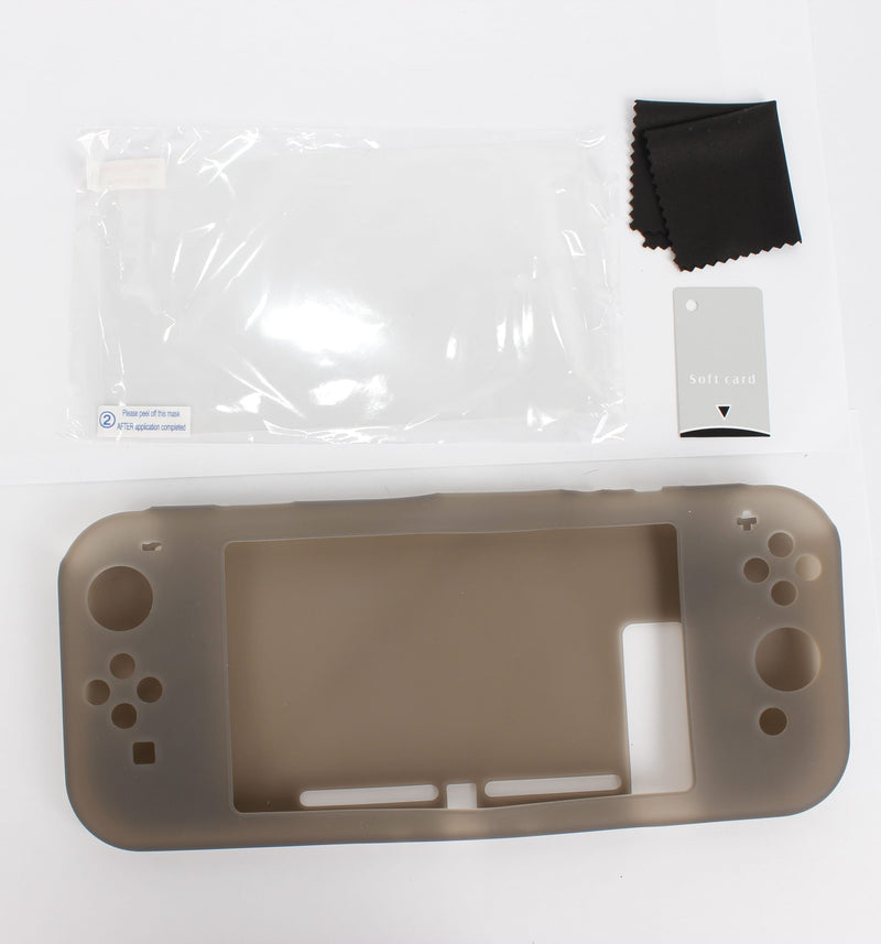 SparkFox Console and Joy-Con Silicon Grip Switch