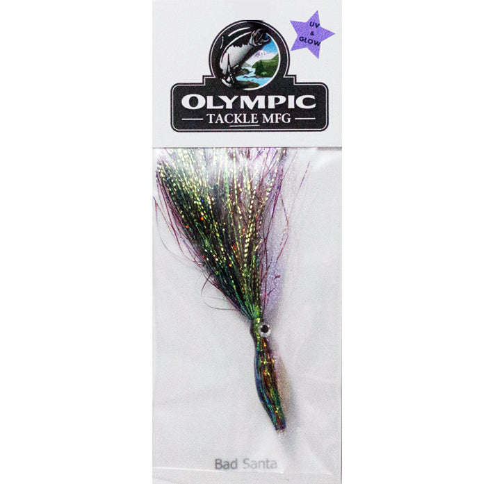 Olympic Tackle Super Squid Bad Santa