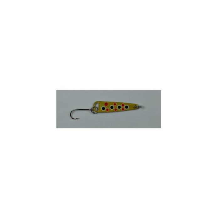 Elgin God's Tooth Brown Trout Nickel