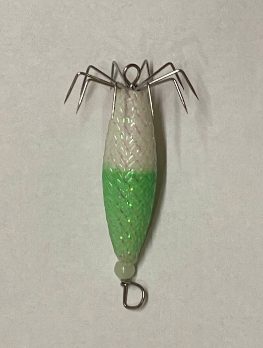 Weighted Squid Jig Pack