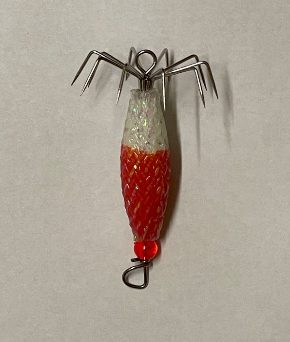 Weighted Squid Jig