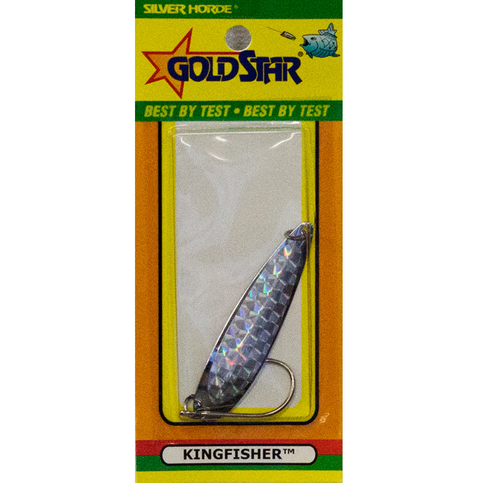 "Gold Star Kingfisher 3.5 ""Lite"" 110 -  Chrome/Silver Spectra"